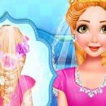 Princess Bridal Hairstyle